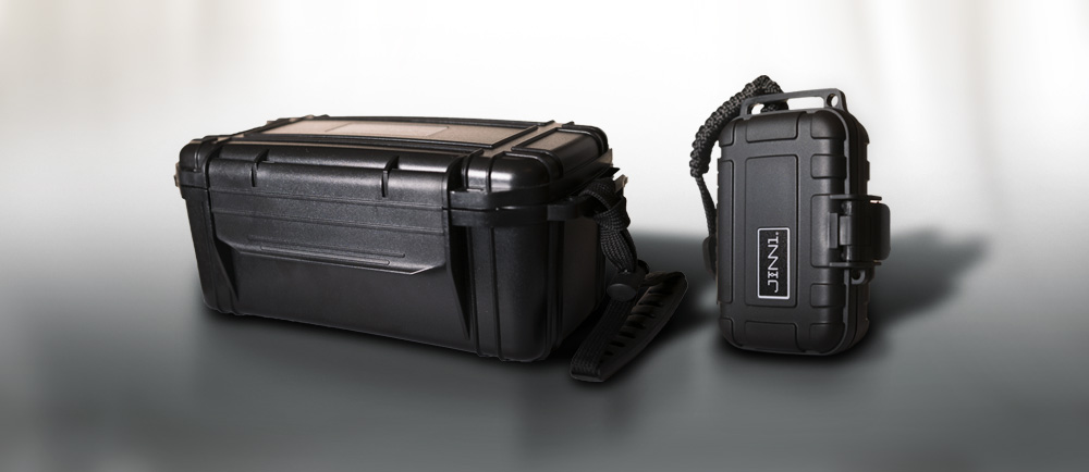 JinniMag IP68 Hard Shell Transportation Case X1& X6